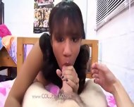 Teen Horny Girls Penetrate In Groupsex - scene 9