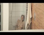 Reaching Orgasm In The Pleasing Shower - scene 12