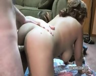 Angel And Teen Babe Lina Share A Stiff Cock - scene 12