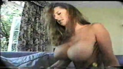 Beautiful Brunette with big Tits riding - scene 10