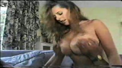 Beautiful Brunette with big Tits riding - scene 5