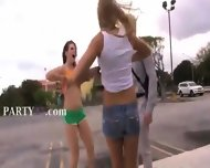 Tenn College Teens Fucking In Cars - scene 1