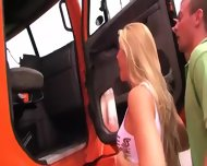 Tenn College Teens Fucking In Cars - scene 10
