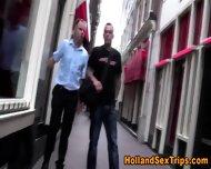 Euro Amateur Whore Fucks - scene 12