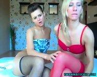 Punk Lesbian Anal Play - scene 2