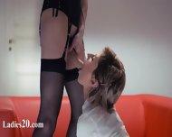 Neverending Strap-on Lesbians Action - scene 7