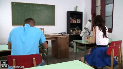 Quickie In The Classroom - scene 2