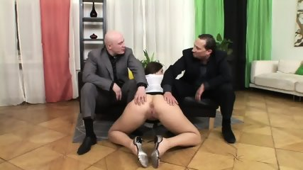 Round GIrl With Cum On Tits - scene 1