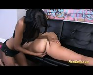 Kelsi Monroe As Real Flexi Doll - scene 12