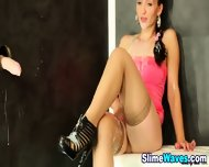 Wet And Messy Euro Whore - scene 9