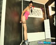 Wet And Messy Euro Whore - scene 11