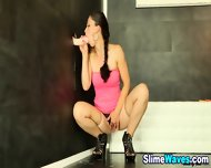 Wet And Messy Euro Whore - scene 5