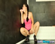 Wet And Messy Euro Whore - scene 6
