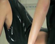 Incredible Lesbs Having Sex With Dildo - scene 5