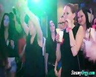 Cfnm Sluts Grind Stripper - scene 2