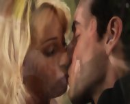 Ingratiatingly Sweet Blonde And Her Boyfriend - scene 3