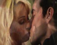 Ingratiatingly Sweet Blonde And Her Boyfriend - scene 3