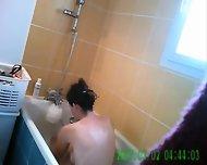 Amateur Hidden Shower Cam - scene 1