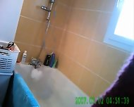 Amateur Hidden Shower Cam - scene 7