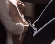 Unbelievable Masturbate On The Floor - scene 2