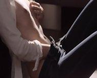Unbelievable Masturbate On The Floor - scene 2