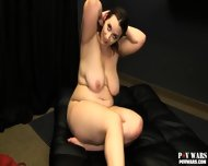 Bbw Pov Video Of Tiffany Fast Sucking And Fucking 2 Strangers - scene 12