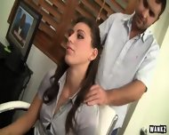 Super Hot Office Lady - scene 1
