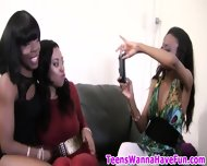 Black Teens Pre Party - scene 10