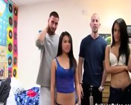 College Bitch Getblowjob Fake Agent Dick - scene 5