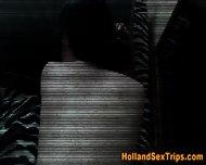 Amateur Hooker Sprayed - scene 9