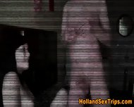 Amateur Hooker Sprayed - scene 6