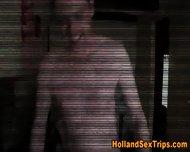 Amateur Hooker Sprayed - scene 7