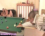 Gangbang Sex Game Cumshot - scene 8