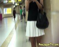 Peeing Asians Toilet Cam - scene 4