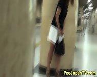 Peeing Asians Toilet Cam - scene 5