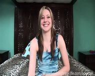 Up The Skirt Cutie Changes Clothes - scene 10