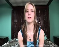 Up The Skirt Cutie Changes Clothes - scene 11