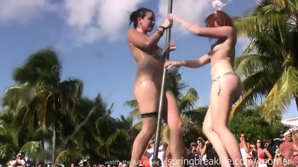 Hot Wet Contest Girls - scene 6