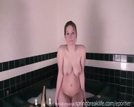 Big Tit Bubble Bath - scene 11