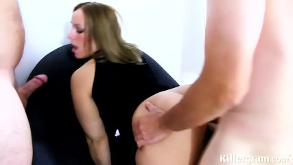 Gang Bang At Office Meeting - scene 4