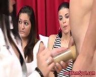 Real Babes Humiliate Dork - scene 11