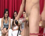 Real Babes Humiliate Dork - scene 3