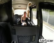 Huge Boobs Amateur Chick Pussy Screwed Up In Public - scene 2