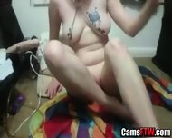 Very Hot Webcam Model 3 - scene 8