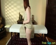 Babe Gets Oily Massage - scene 5
