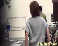 Asian Piss Slutt Gushes - scene 2