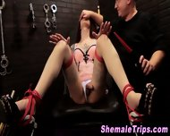 Fetish Shemale Shocked - scene 5