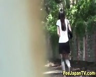 Japanese Sluts Urinate - scene 10