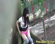 Japanese Sluts Urinate - scene 11