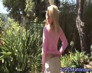 Step Teen Tease Outside - scene 9